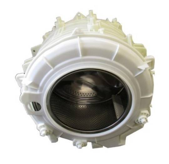 Indezit Washing Machine Outer Bowl inner bowl and bearing Assy complete, IWDC, WIDXL,