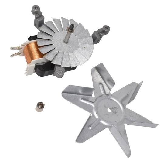 Whirlpool fan motor  oven 6akp513,