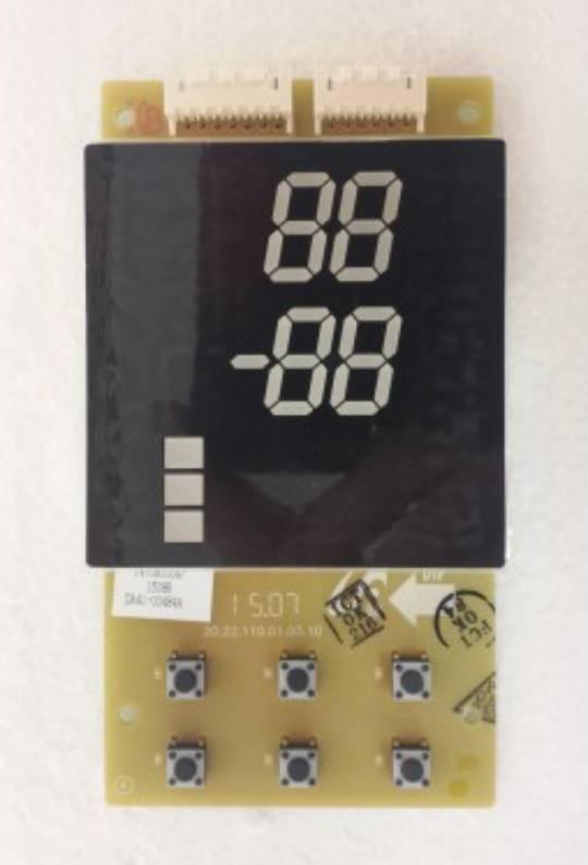 Samsung fridge Display pcb Controller board RL34EGSW1/XSA, RL34EGPS1/XSA,  SRL323NW,