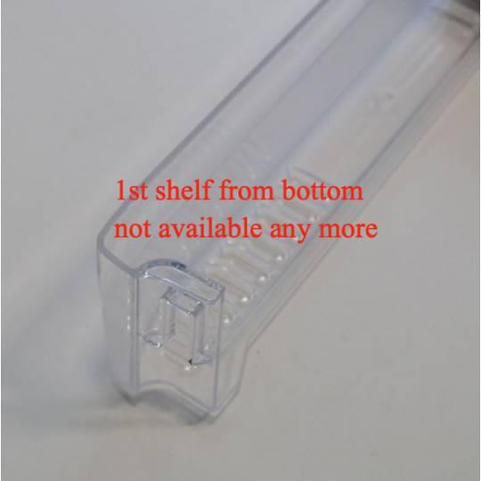 samsung fridge door 1st shelf from bottom RT34GCSW1, SR281NW, SR293MW, SR295NP, SR296NW, SR328NW, SR331NPT, SR331NW