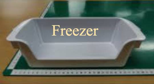samsung FREEZER DOOR FIRST FRO LOW  srs585HDIS , SRS600NLS, SRS858HDIS, SRS585HDSS,
