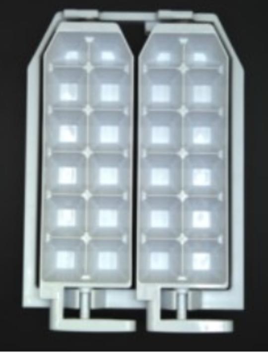 samsung fridge freezer ice cube tray RT2BSDSW1/XSA, RT2BSRSW1/XSA, RT30MBSW1/XSA, RT34GCIS1/XSA, RT34GCSW1/XSA, RT34GRPN1/XSA, R