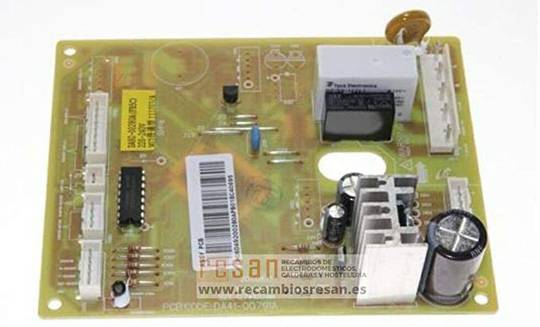 Samsung Fridge freezer pcb power controller board SRL322MW, Version 2
