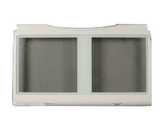 samsung fridge Veggie Bin Cover Assy  SRF752DSS ,,