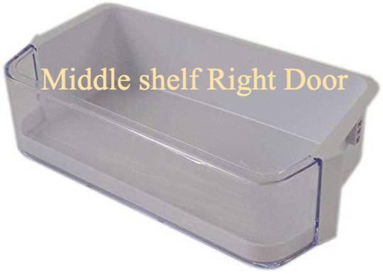 samsung fridge Middle shelf Right side door SRF653CDLS, RF23HCEDBSR/SA,