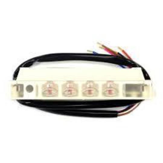 Delonghi Rangehood Electronic Button Board PCB BETA60 BETA90SS GAMMA90 GAMMA90GL, BETA 900 INOX, BETA100  BETA120, BETA130, BETA