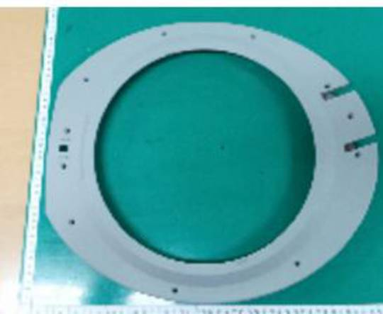 Samsung Washing Machine inner door frame  Front Loader B1045, B1245, J1045, J1055, J1255, J1455, J845, Q1435