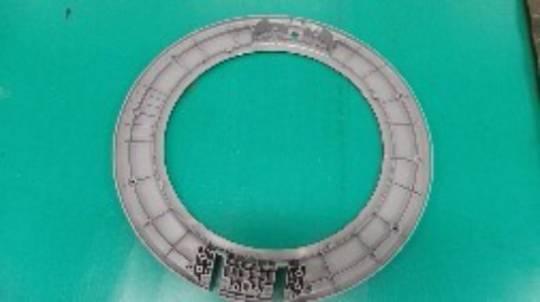 Samsung Washing Machine inner door frame  Front Loader WF1104XAC, *3088a