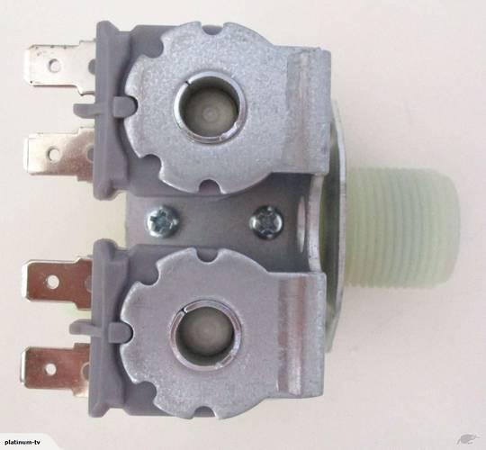 Samsung washing machine inlet valve WF1702XEC,  WF1752WPC,  WF1804WPC,  WF756UMSA,  WF7700N6W  WF7704S8V  WF7708N6W  WF806U4SA