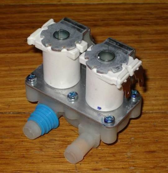 Samsung Washing Machine Cold Water Inlet Valve SW65USPIW/XSA, SW65V9WIP/XSA, SW70SPWIP/XSA, SW75USPIW/XSA, SW75V9WIP/XSA, SW80SP