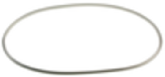 Samsung washing machine Dryer door seal dv80m5010iw/sa,