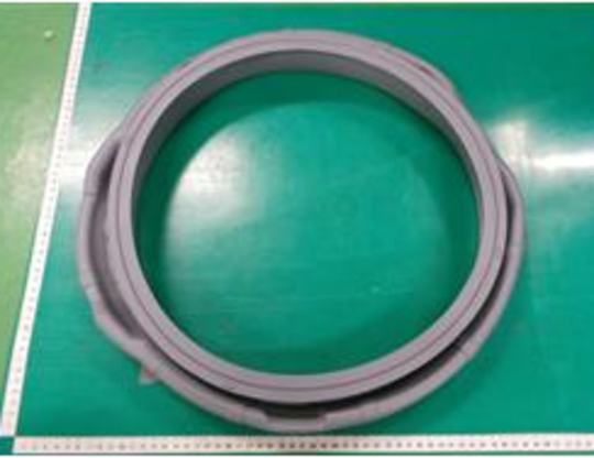 Samsung washing machine door seal boot gasket WW11K8412OW/SA, WW90H9600EW/SA, WW11K8412OW, WW90H9600EW