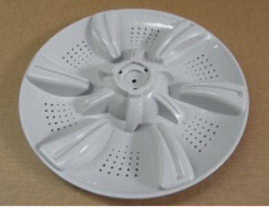 Samsung Genuine Washing machine Pulsator WA65F5S2URW/SA,