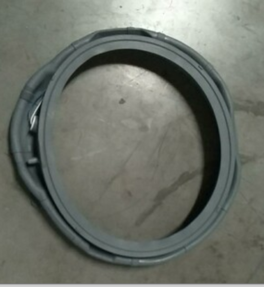 Samsung washing machine door seal boot gasket WW11K8412OW/SA Serial number: 08D953AJ100560