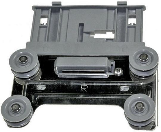 SAMSUNG Dishwasher Upper Basket Wheels Roller and axel complete ADJUSTER RIGHT SIDE ,