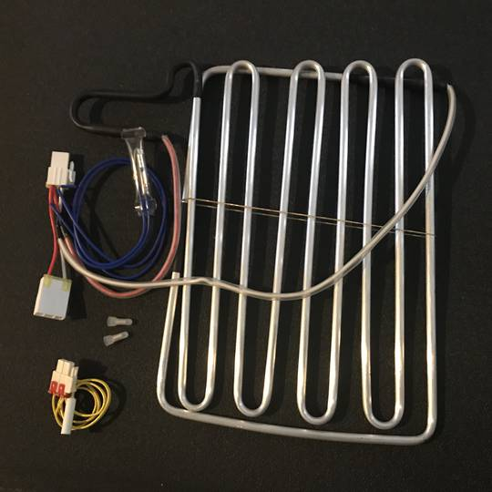 samsung fridge defrost element heater including element sensor and Thermal fuse,