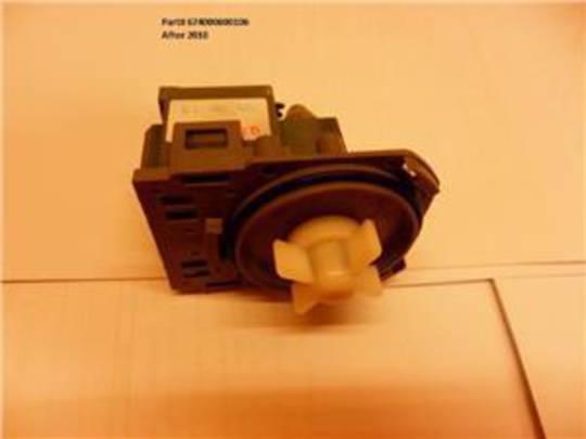 Baumatic dishwasher drain pump , BKDW60, BKD62, BKD14 ty