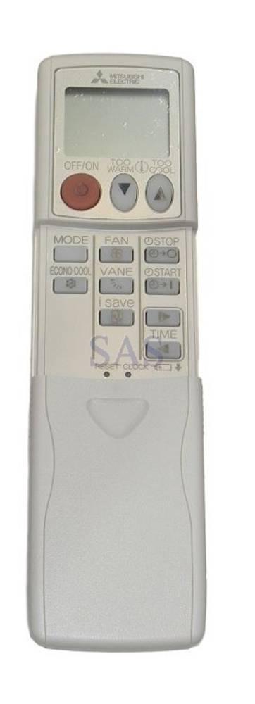 Mitsubishi Aircon and Heat Pump Remote controller MSZ-GE42VA, *X86426