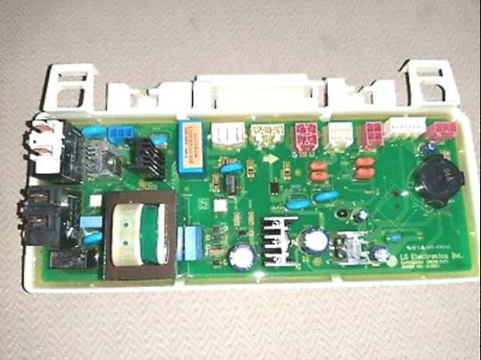 LG  Dryer Pcb Moudle Power TD-C803E,