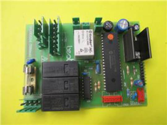 Smeg Rangehood Pcb Power controller Board k9991, KASC9991,