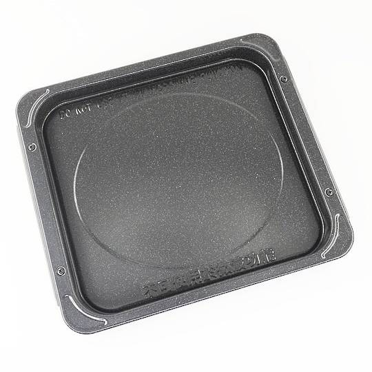 panasonic Microwave Grill tray nn-DS596B, P8 with side rail.