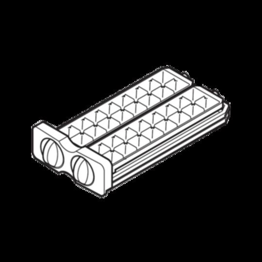 Electrolux  Fridge Ice cube tray EQE6007SB 934000150 93400015001 EQE6007SA-NAU 934000002 EQE6207SD 923011683 EQE6807SD,