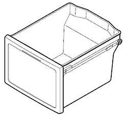 Sharp Lowest Freezer Draw Left or Right SJFP624VSL SJ-FP624V-SL,