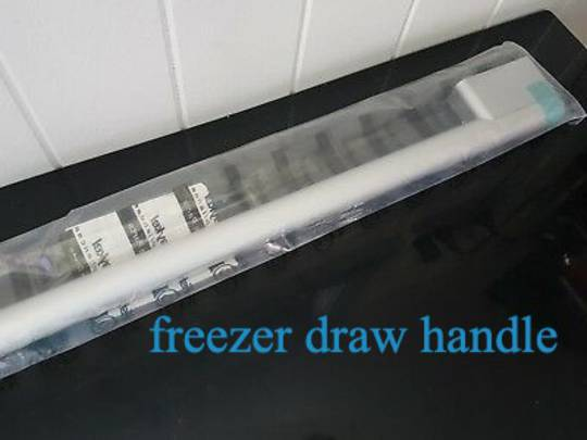 Haier Freezer Draw Handle HFD647SS, HTD647SS, HTD647AS, HTD647AW,