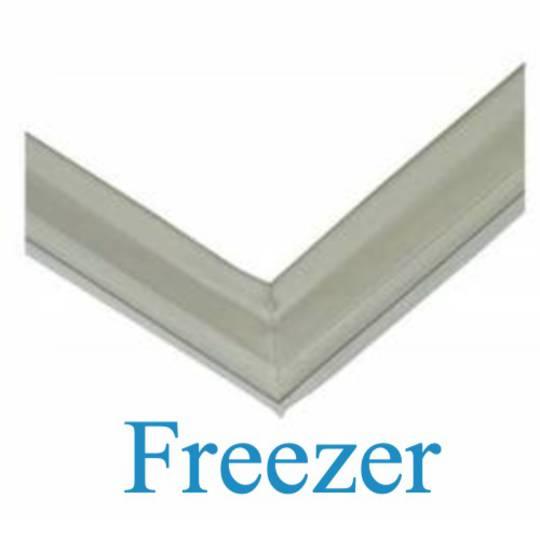Samsung Freezer Door Seal SR255MLS, SR254MW,