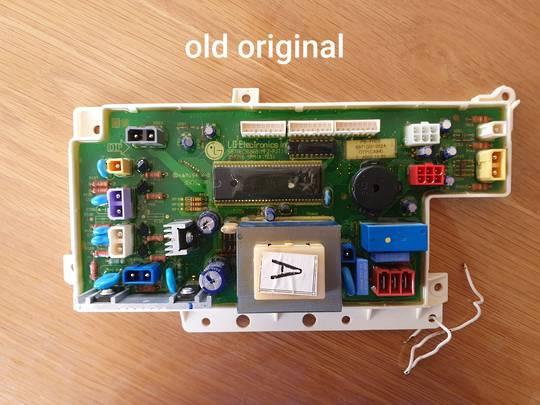 Lg Dishwasher Pcb Main LD-14at2, LD-1403W, LD-1403W1, LD-14AT2, LD-14AT3, LD-14AW2, LD-14AW3, Version 2