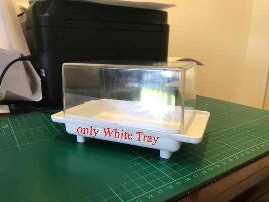 Fisher Paykel fridge Freezer butter Conditioner Tray only,
