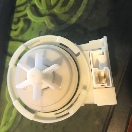 Bosch WASHING MACHINE DRAIN PUMP WAK24220AU, WAK28271AU, WAK28270AU, WAK28240AU, WM12Q42AU,