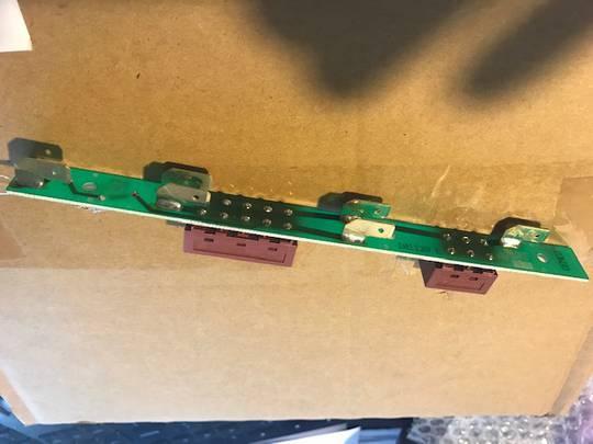 Robinhood and Fisher Paykel  rangehood 3 speed Switch SL6WH, SL6BL, SL6SS SL9WH, SL9BL, SL9SS RFE3A90ss 600/900