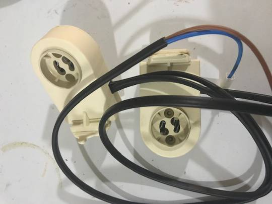Fisher Paykel Rangehood lamp Holder HC90DCXB3, HC90DCSB3, HC120DCXB3, HC90DCXB3 , HP601CSX2, HP901CSX2,