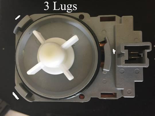 Bosch washing machines DRAIN PUMP GENERIC,