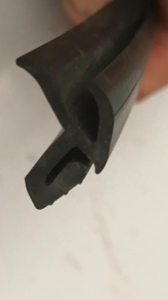 Baumatic Dishwasher Lower Door Seal  BKD62w.3, BKDW60W, BKDW60SS,