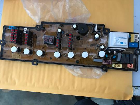 CLASSIQUE WASHING MACHINE pcb power controller board CL5EL, CL7EL,
