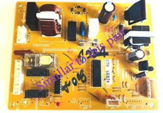 Mitsubishi Fridge PCB REFCON MR-385e, 420E, MR-420E,