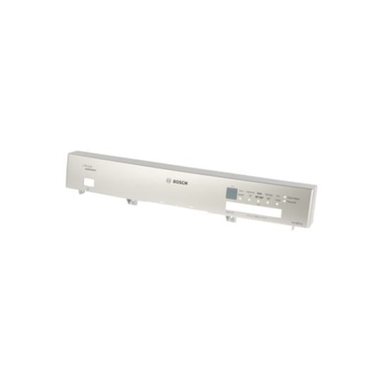 Bosch Dishwasher Panel Fascia Panel frame SGS46M78AU, Silver color