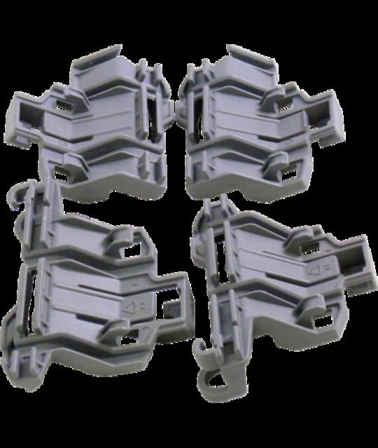 Bosch Dishwasher lower Basket Rack Bearing Rack Holder SMS63M38AU, smi43m35,