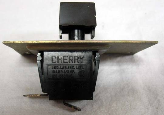 MAYTAG AND WHIRLPOOL Dryer Push Stat Switch De412,