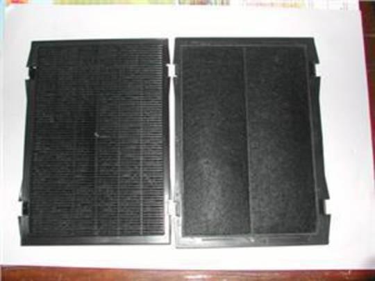 Baumatic Range Hood Rangehood carbon filter BK34.1SS, SINGLE DIMS 228 X 58MM, BK34, ISL94KSS.1, H11.0.301.002,