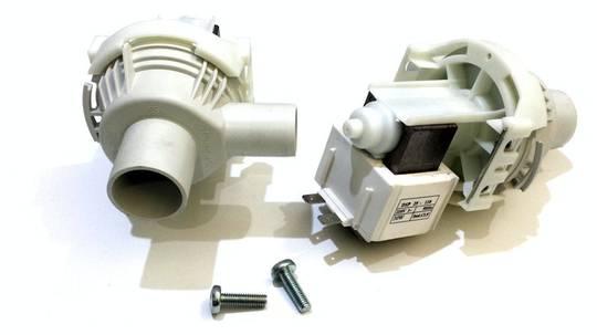 Simpson Hoover Washing Machine Drain pump outlet pump ,older type,