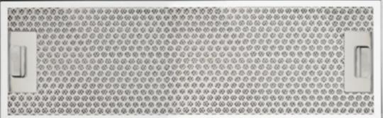 Classique Baumatic Rangehood Aluminium filter CLPP75L, BPP75L, *68751