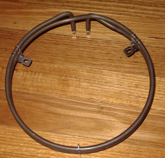 WESTINGHOUSE SIMPSON ELECTROLUX Oven FAN ELEMENT  Old Type EBC5451W*32, EBC5481W*32, 4U603W*32, 4U604W*32, 4U605W*32, 4U606W*32
