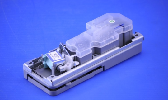 detergent dispenser Haier Dishwasher HDW12-SEF1SS, HDW12-SEF1WH,