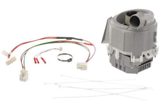 Bosch Dishwasher Pump Heater ,