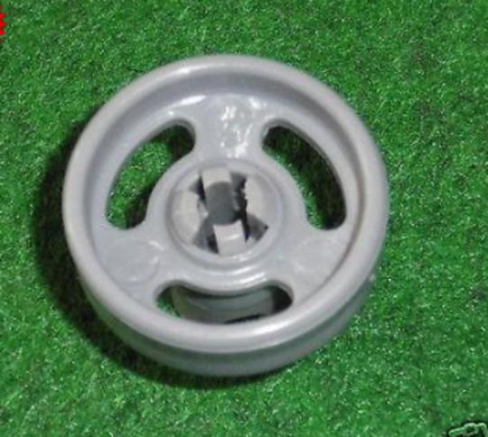 Whirlpool Dishwasher Adp6000, ADP5000 Lower Basket Wheel  PACK OF 1 Version 2 ,