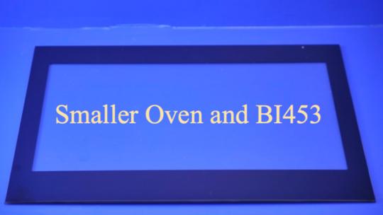 Fisher Paykel Oven Inner Door Glass Smaller oven  BI453E B1603ED, *2947P