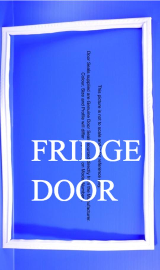Fisher Paykel Fridge Door Seal or Gasket E411TRX, E411TLX, *515P